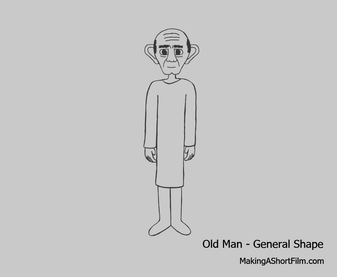 The General Shape of the Old Man